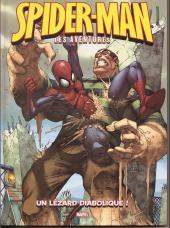 Spider-Man - Les aventures (Panini comics) -3- Un lézard diabolique !