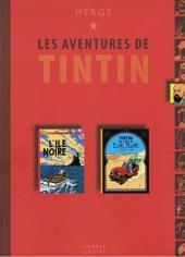 Tintin (France Loisirs 2007) -7- L'île noire / tintin au pays de l'or noir