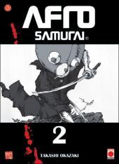 Afro samurai -2- Tome 2