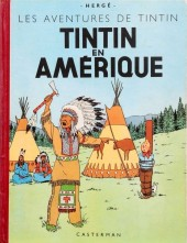 Tintin (Historique) -3B07- Tintin en Amérique