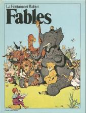 Les fables de La Fontaine (Rabier) - Fables (1977)