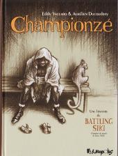 Championzé - Une histoire de Battling Siki, Champion du monde de boxe, 1922