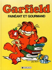 Garfield -12- Fainéant et gourmand