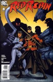 Red Robin (2009) -8- Council of spiders part 4