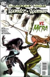 Blackest Night: Wonder Woman (2010) -2- Blackest night part 2