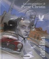 Les correspondances de Pierre Christin -INT- Les correspondances de pierre christin