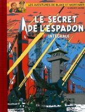 Blake et Mortimer (France Loisirs) -INT1- Le Secret de l'Espadon
