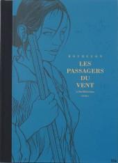Les passagers du vent -7TT- La petite fille bois-caïman - livre 2
