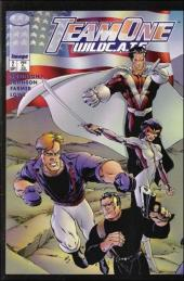 Team One: WildC.A.T.s (1995) -2- Issue two