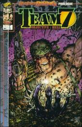 Team 7: Objective: Hell (1995) -1- Wildstorm rising prelude : the wolves