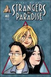 Strangers in Paradise (1996) -40- Lily