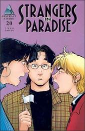 Strangers in Paradise (1996) -20- Talk to me