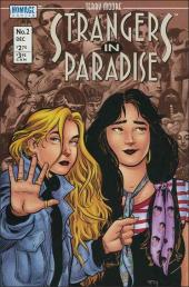 Strangers in Paradise (1996) -2- A Beautiful Day