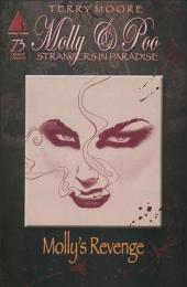 Strangers in Paradise (1996) -73- Molly & poo : molly's revenge
