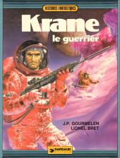 Krane le Guerrier -1- Krane le guerrier