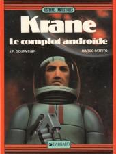 Krane le Guerrier -2- Le complot androïde