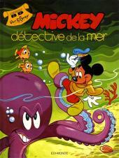 Walt Disney (Sélection BD) -1- Mickey détective de la mer