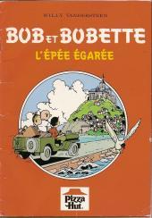 Bob et Bobette (Publicitaire) -Piz4- L'épée égarée
