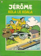 Jérôme -87- Kola le koala