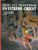 Alix (Intégrale) -7- Les aventures en extrême-orient