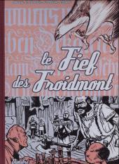 Blason d'Argent -3a- Le Fief des Froidmont