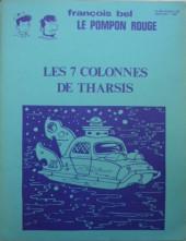 Pompon Rouge (Les Aventures du) -6- Les 7 Colonnes de Tharsis