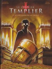 Le dernier templier -2- Le chevalier de la crypte