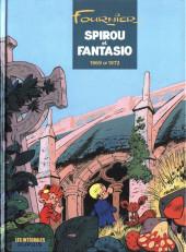 Spirou et Fantasio -6- (Int. Dupuis 2) -9- 1969-1972