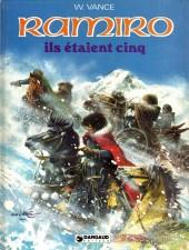 Ramiro -7- Ils étaient cinq : le Trésor des Wisigoths 1