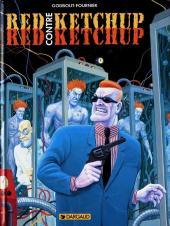 Red Ketchup (Dargaud) -2- Red Ketchup contre Red Ketchup