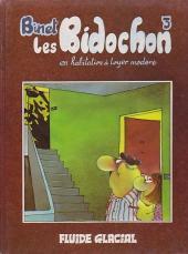 Les bidochon -3- Les Bidochon en habitation à loyer modéré
