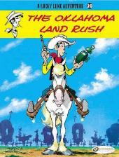 Lucky Luke (en anglais) -1420- The Oklahoma Land Rush