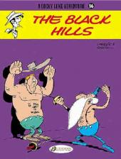 Lucky Luke (en anglais) -2116- The Black Hills