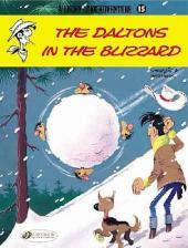 Lucky Luke (en anglais) -2215- The Daltons in the Blizzard