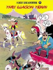 Lucky Luke (en anglais) -24 9- The Wagon Train