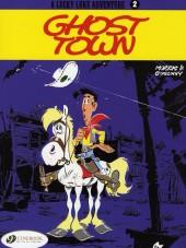 Lucky Luke (en anglais) -25 2- Ghost Town