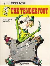 Lucky Luke (en anglais) -33- The tenderfoot