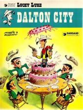 Lucky Luke (en anglais) -343- Dalton city