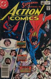 Action Comics (1938) -548- Escape from the phantom zone