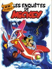 Walt Disney (Sélection BD) -6- Les enquêtes de Mickey