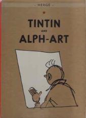 Tintin (The Adventures of) -24a- Tintin and Alph-art
