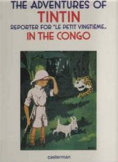 Tintin (The Adventures of) -2- The Adventures of Tintin Reporter for