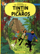 Tintin (The Adventures of) -23- Tintin and the Picaros
