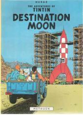 Tintin (The Adventures of) -16b1975- Destination Moon