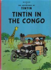 Tintin (The Adventures of) -2a- Tintin in the Congo