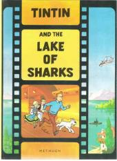 Tintin (The Adventures of) -C3- Tintin and the Lake of Sharks