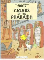 Tintin (The Adventures of) -4a- Cigars of the Pharaoh