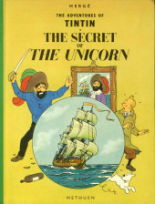 Tintin (The Adventures of) -11a75- The Secret of the Unicorn