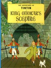 Tintin (The Adventures of) -8b76- King Ottokar's Sceptre