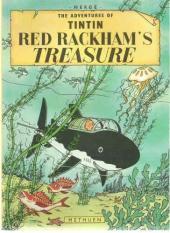 Tintin (The Adventures of) -12a1975- Red Rackham's Treasure